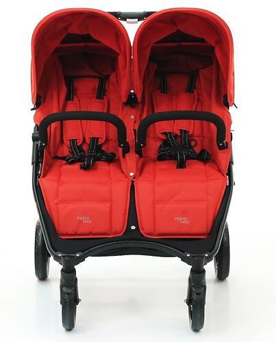 Коляска Valco baby Snap Duo цвет Fire red (11)