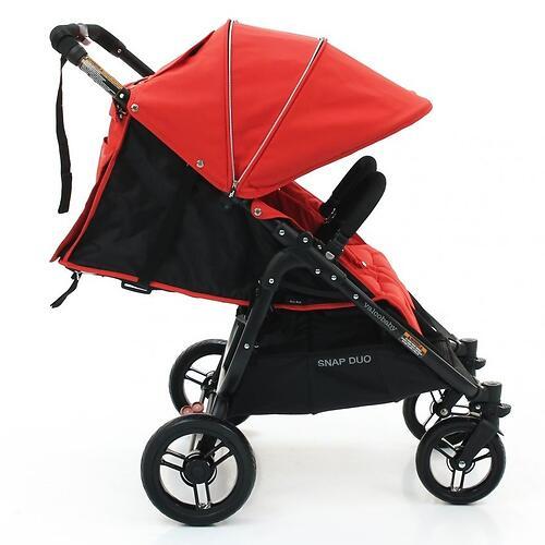 Коляска Valco baby Snap Duo цвет Fire red (15)
