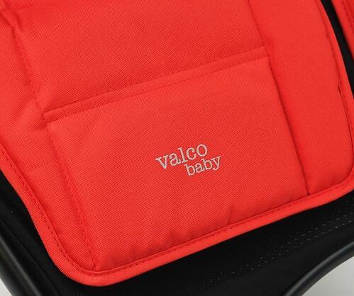 Коляска Valco baby Snap Duo цвет Fire red (17)