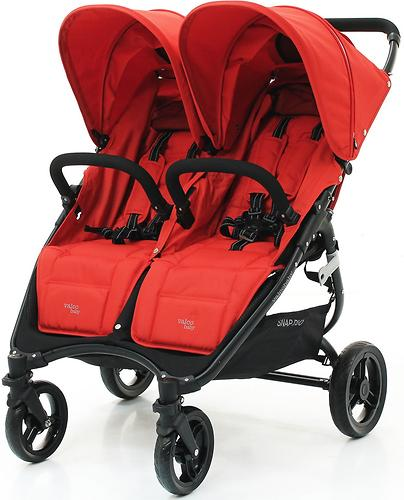 Коляска Valco baby Snap Duo цвет Fire red (10)