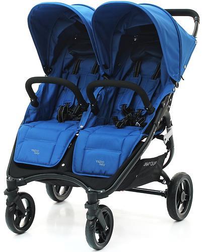 Коляска Valco baby Snap Duo цвет Ocean Blue (10)
