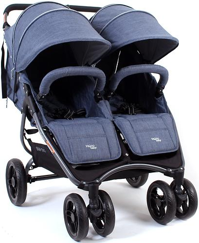 Коляска Valco baby Snap Duo Tailormade цвет Denim (7)