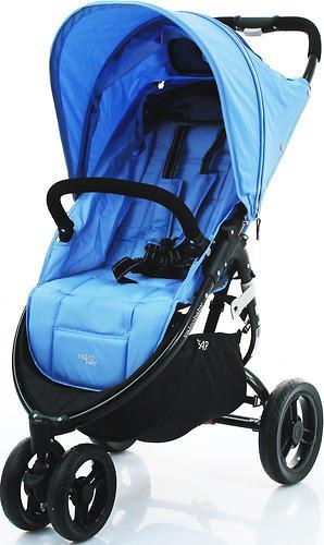 Коляска Valco baby Snap 3 цвет Powder blue (11)