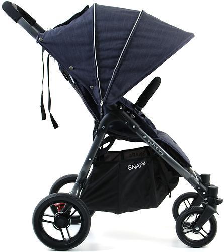 Коляска Valco baby Snap 4 цвет Dove Grey (8)