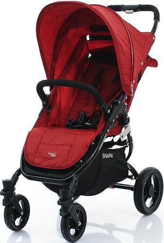 Коляска Valco baby Snap 4 цвет Carmine red (4)