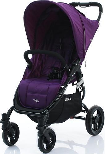 Коляска Valco baby Snap 4 цвет Deep Purple (4)