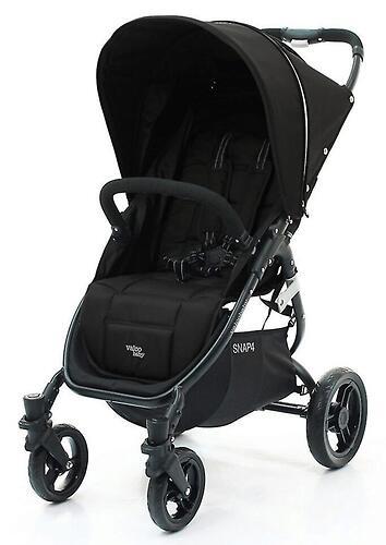 Коляска Valco baby Snap 4 цвет Coal Black (7)
