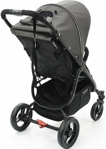 Коляска Valco baby Snap 4 цвет Cool Grey (9)