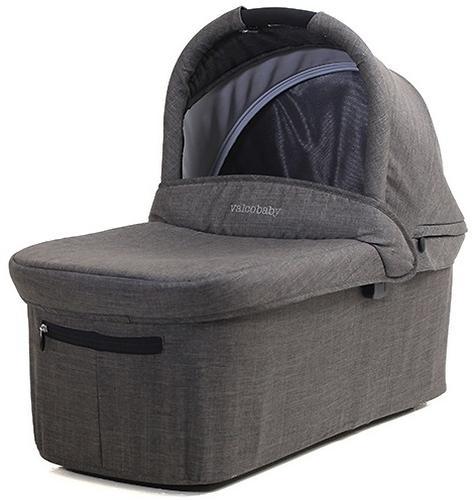 Люлька Valco baby External Bassinet для Snap Trend, Snap 4 Trend, Ultra Trend цвет Charcoal (9)