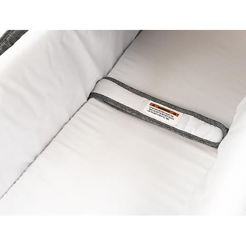 Люлька Valco baby External Bassinet для Snap Trend, Snap 4 Trend, Ultra Trend цвет Grey Marle (13)