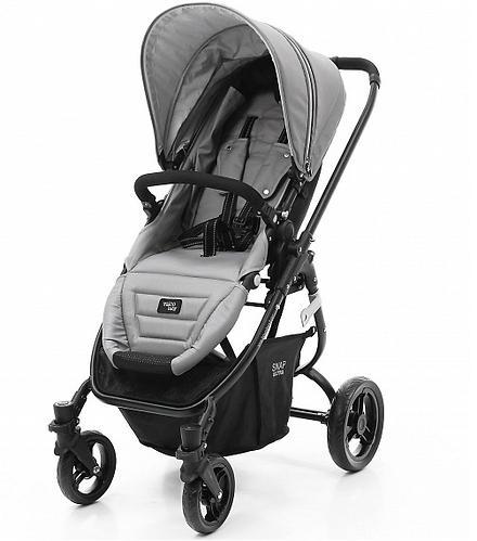 Коляска Valco baby Snap 4 Ultra цвет Cool Grey (8)