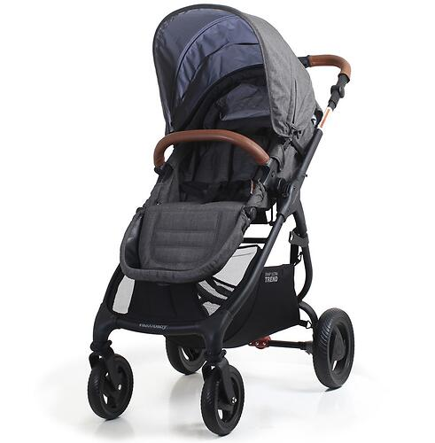 Коляска Valco baby Snap 4 Ultra Trend Charcoal (11)