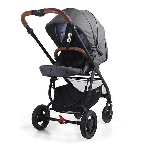 Коляска Valco baby Snap 4 Ultra Trend Charcoal (12)