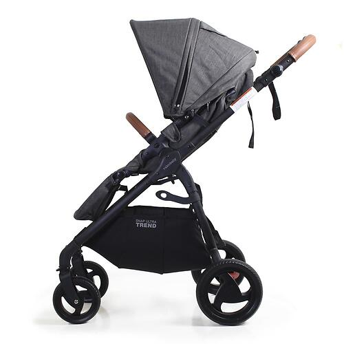 Коляска Valco baby Snap 4 Ultra Trend Charcoal (13)