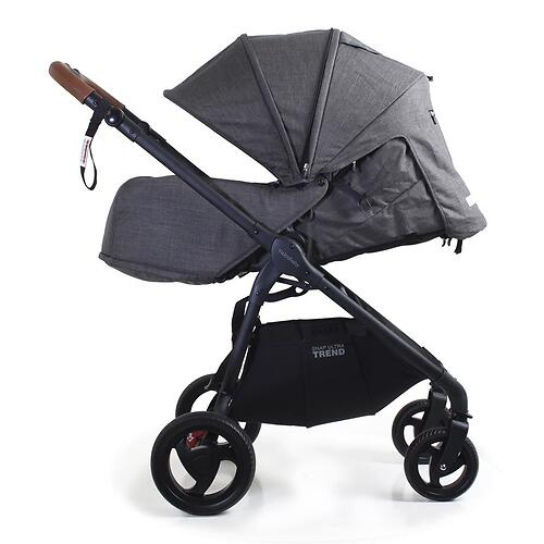 Коляска Valco baby Snap 4 Ultra Trend Charcoal (14)