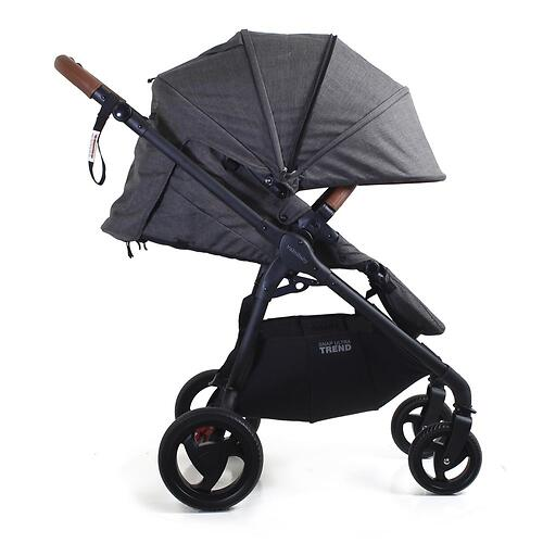 Коляска Valco baby Snap 4 Ultra Trend Charcoal (15)