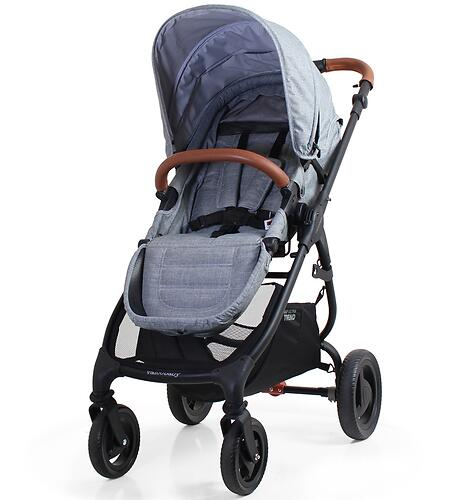 Коляска Valco baby Snap 4 Ultra Trend Grey Marle (11)