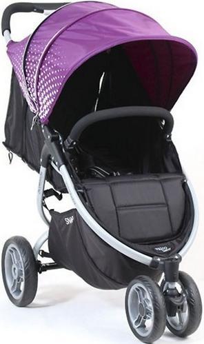 Капор Valco baby Vogue Hood на Snap и Snap 4, цвет Purple/White (1)
