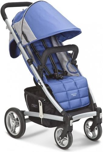 Коляска Valco baby Zee Blue Opal (8)