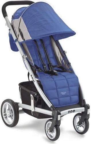 Коляска Valco baby Zee Blue Opal (9)