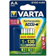 Аккумулятор Varta R2U Mignon 2100mAh 1.2V-HR6/AA (2шт)