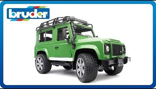 Bruder внедорожник Land Rover Defender (6)