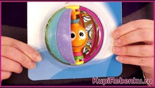 """Tiny Love Развивающая игрушка """"Волшебный шарик"""" (8)"""
