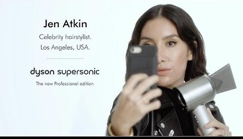 Фен Dyson Supersonic PRO версия Никель / Серебро (24)