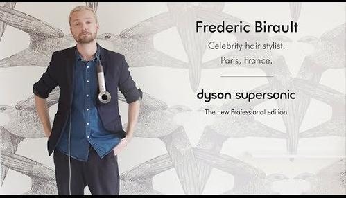 Фен Dyson Supersonic PRO версия Никель / Серебро (25)