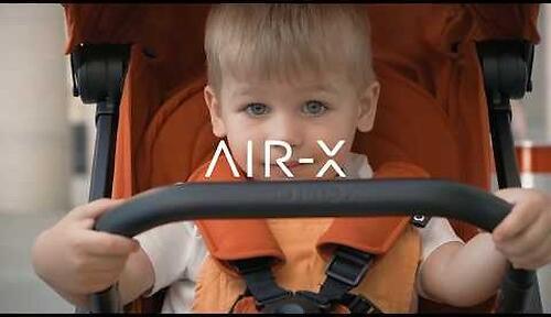 Коляска Anex AIR - X Gray (18)