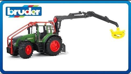 Трактор Bruder Fendt 936 Vario (10)