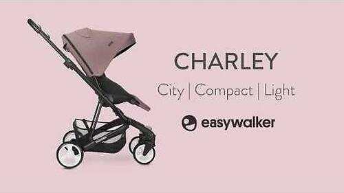 Люлька Easywalker Charley Night Black (10)