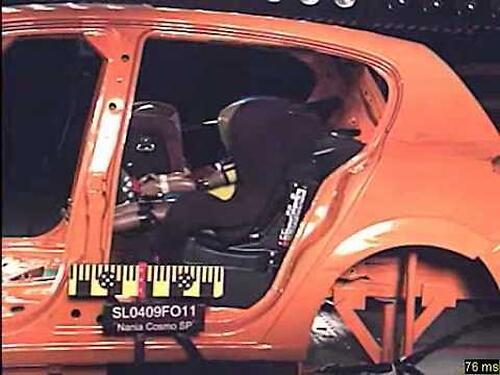 Автокресло NANIA Driver SP Girafe (4)