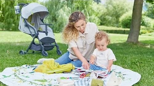 Детский коврик-мешок Happy Baby Forest (12)