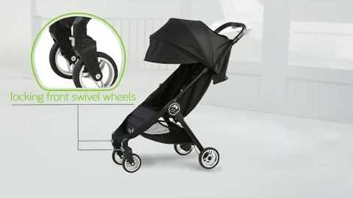 Коляска Baby Jogger City Tour Cobalt (15)