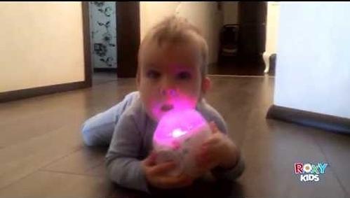 Проектор звездного неба Roxy Kids COLIBRI с совой в подарок (10)