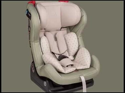 Автокресло Happy Baby Passenger V2 Green (14)