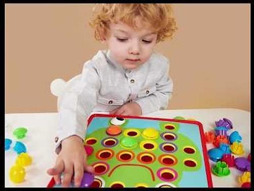 Игрушка-пазл Happy Baby Art-Puzzle (12)