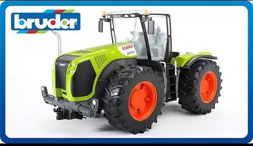 Трактор Claas Xerion 5000 с поворачивающейся кабиной (10)