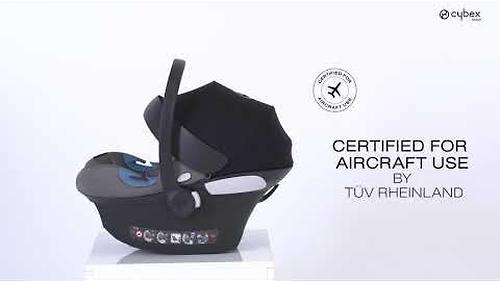 Автокресло Cybex Aton M i-Size Premium Black (14)