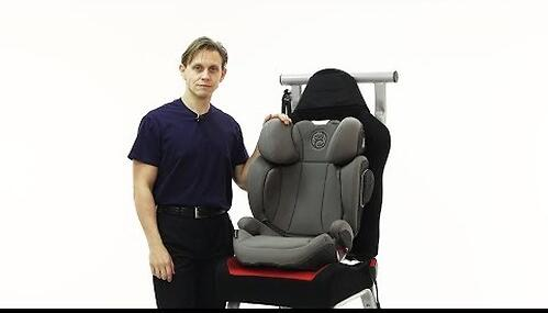 Автокресло Cybex Solution Z-fix Plus Manhattan Grey (18)