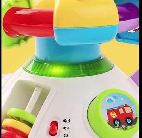 Игровой центр Happy Baby IQ-Base (15)