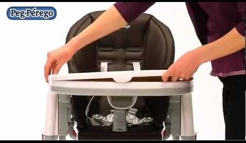 Стульчик Peg Perego Tatamia Follow Me Latte (20)