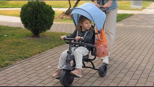 Велосипед Happy Baby Mercury Black (38)
