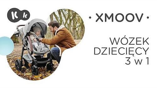 Коляска 3в1 Kinderkraft <img class='emojiMco' alt='🇪🇺' src='https://minim.kz/system/library/Emoji/AssetsEmoji/Icons/IconsIphone/U1F1EA U1F1FA.png'> XMOOV Grey (39)
