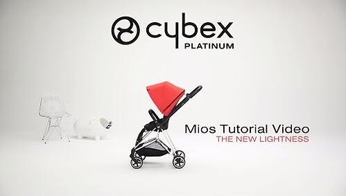 Шасси Cybex Mios Matt Black 2019 (20)