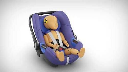 Автокресло Britax Römer Baby-Safe² i-Size Nordic Grey (13)