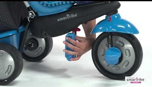 Велосипед Smart Trike 4в1 Glow Pink (10)