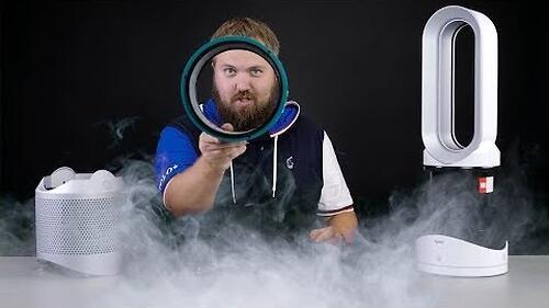 Очиститель воздуха Dyson НР00 Pure Hot + Cool (15)