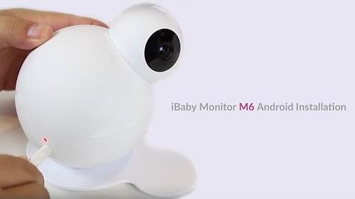 Видеоняня iBaby Monitor M6 (16)